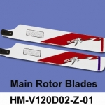 Walkera V120D02 rotor lapát