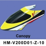 Walkera V200D01 kabin