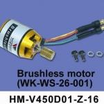 Walkera V450D01 brushless motor