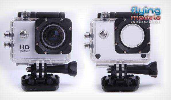 SJ4000 vízálló FullHD akció, sport kamera 1