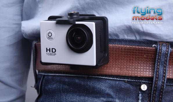 SJ4000 vízálló FullHD akció, sport kamera 3
