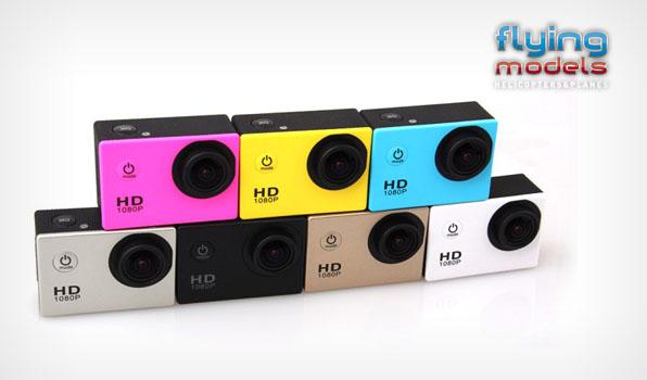 SJ4000 vízálló FullHD akció, sport kamera 8