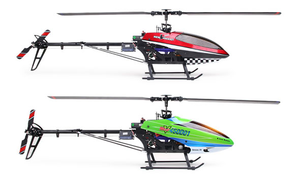 Walkera V450D01 - 6 axis gyro 2