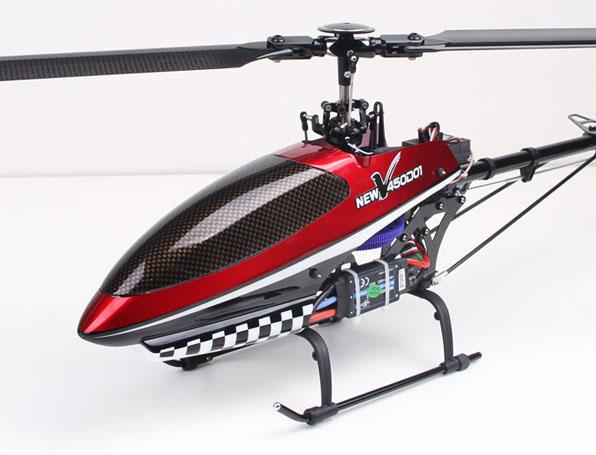 Walkera V450D01 - 6 axis gyro 3