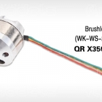 Walkera QR X350 Brushless motor