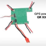 Walkera QR X350 GPS power board