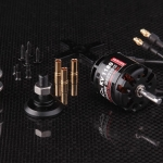 1180KV PlanetFly Black Edition Brushless motor