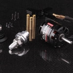 1280KV PlanetFly Black Edition Brushless motor
