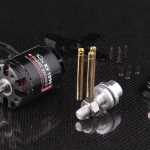 1090KV PlanetFly Black Edition Brushless motor