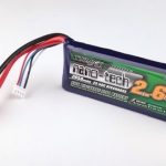 Turnigy nano-tech 2650mah 3S 25~50C