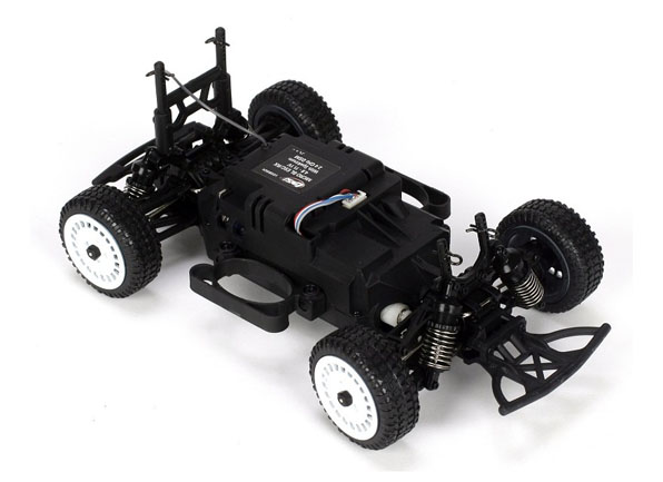 Losi 1/24 Micro Brushless Rally RTR 6