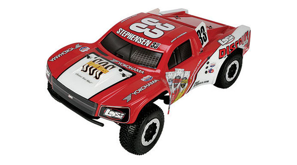TEN-SCTE 4WD Short Course Truck RTR by Losi 1