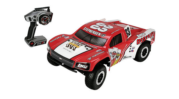TEN-SCTE 4WD Short Course Truck RTR by Losi 2