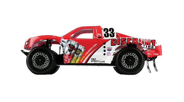 TEN-SCTE 4WD Short Course Truck RTR by Losi 3