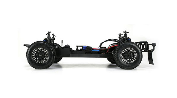TEN-SCTE 4WD Short Course Truck RTR by Losi 6