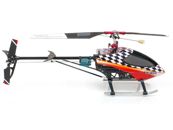 Walkera CB180Z - 4 csatornás, 2,4 GHz-es, brushless, Flybarless helikopter  1