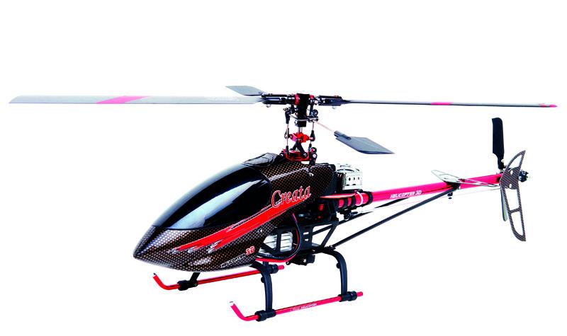 Walkera Creata400 - 6 csatornás, 2,4Ghz-es helikopter 1