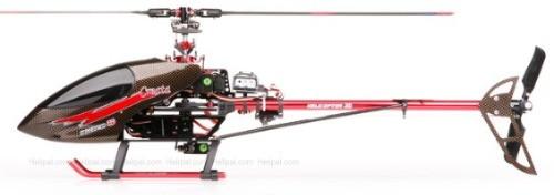 Walkera Creata400 - 6 csatornás, 2,4Ghz-es helikopter 2