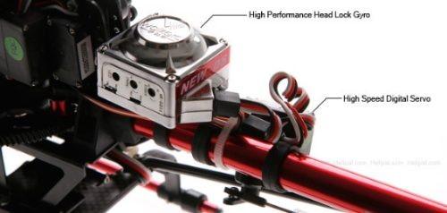 Walkera Creata400 - 6 csatornás, 2,4Ghz-es helikopter 3