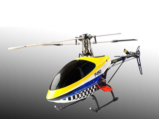 Walkera F450 - 6 csatornás, 2,4 Ghz-es helikopter 1