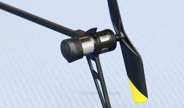 Walkera Genius CP - 6 csatornás, 6 axys gyro rendszer, flybarless helikopter 7