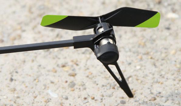 Walkera Genius FP - 4 csatornás, 2,4 GHz-es, Flybarless helikopter 3