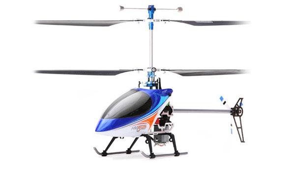 Walkera Lama 5#10 (DRAGONFLY) - 4 csatornás, 2,4 GHz-es, Koax helikopter 1