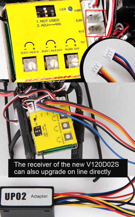Walkera New V120D02S V2. 18