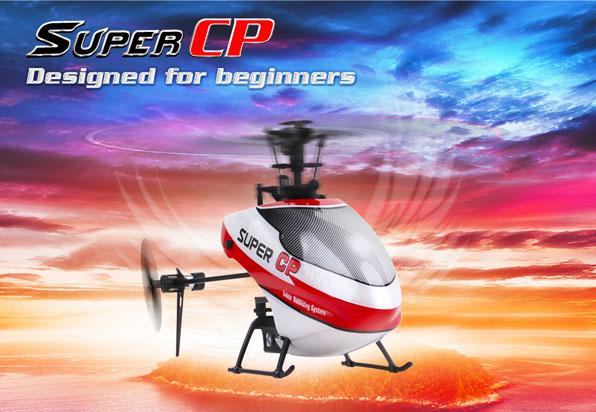 Walkera Super CP - BNF 1
