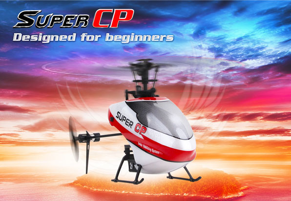 Walkera Super CP - Devo 7 RTF 1