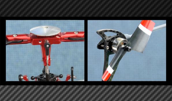 Walkera v100d01 - 4 csatornás, 2,4 GHz-es, koax helikopter 3