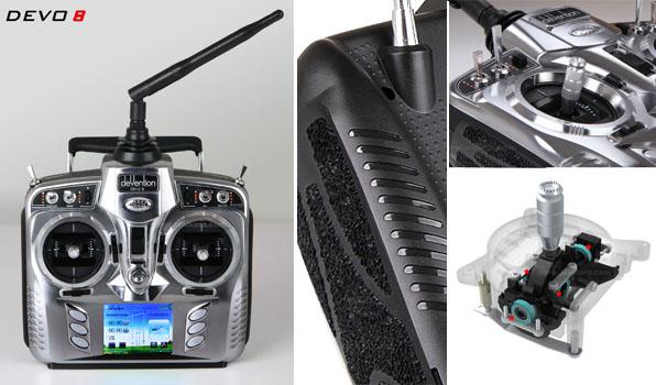 Walkera V100D08 - 6 csatornás, 2,4 GHz-es, Flybarless helikopter  11