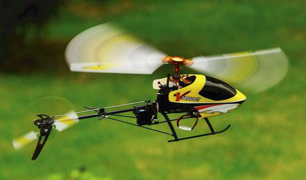 Walkera v120d01 - 4 csatornás, 2,4 GHz-es, brushless, Flybarless helikopter 2