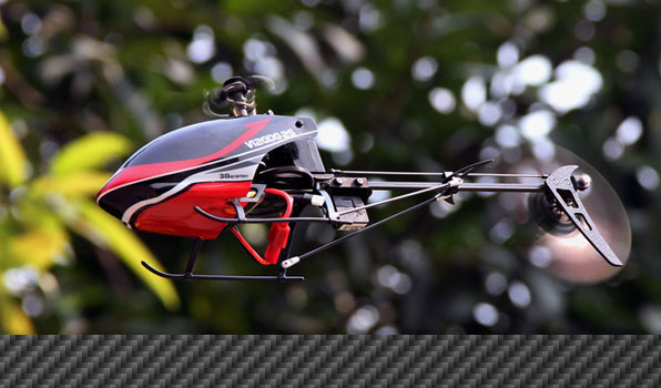 Walkera V120D02S - 6 csatornás, 2,4 GHz-es, brushless, Flybarless helikopter  14