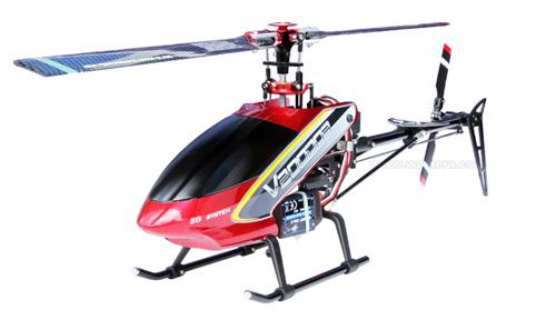 Walkera V200D03 - 6 csatornás, 2,4 GHz-es, brushless, Flybarless helikopter 1