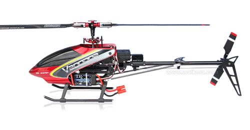 Walkera V200D03 - 6 csatornás, 2,4 GHz-es, brushless, Flybarless helikopter 3