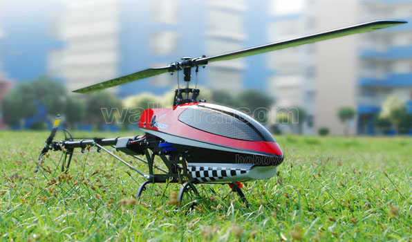 Walkera V450D01 - 6 csatornás, 2,4 GHz-es, brushless, Flybarless helikopter 3
