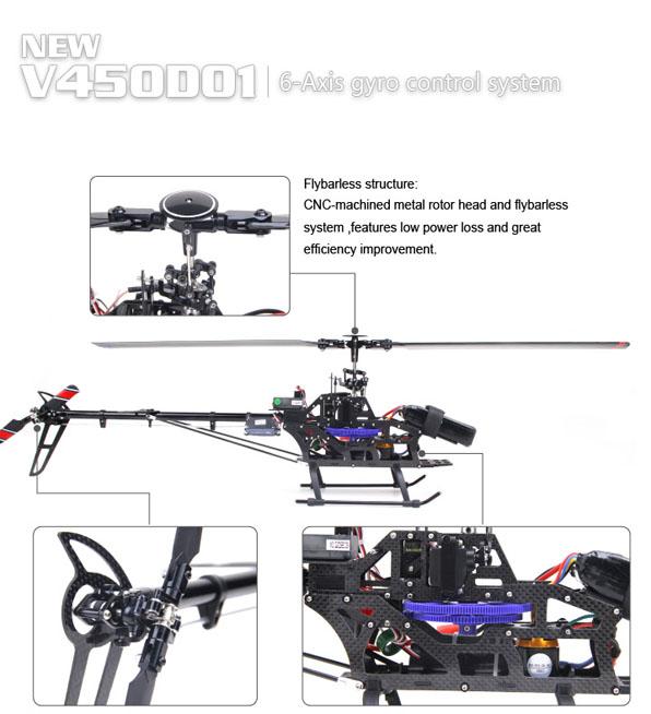 Walkera V450D01 V2 - Devo 10 RTF 9