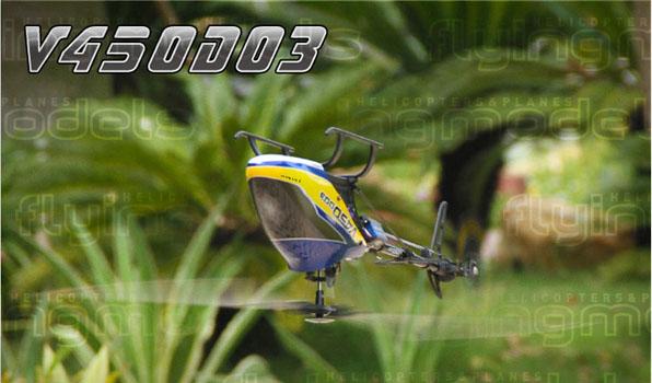 Walkera V450D03 - Devo 10 RTF 9