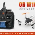 Walkera QR W100 FPV quadcopter Devo F4  RTF