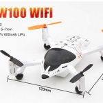 Walkera QR W100 WiFi & 2,4 GHz