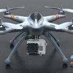 Walkera QR X350 quadcopter - BNF 2
