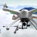 Walkera QR X350 Pro Quadcopter- BNF1