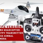 Walkera QR X350 Pro Quadcopter - FPV version - RTF4