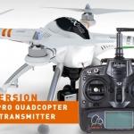 Walkera QR X350 Pro Quadcopter- RTF1