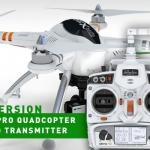 Walkera QR X350 Pro Quadcopter- RTF2