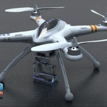 Walkera QR X350 quadcopter - BNF 1