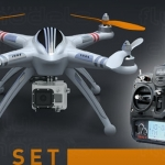 Walkera QR X350 quadcopter - RTF 2