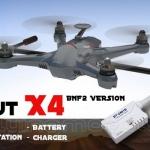Walkera Scout X4 + Ground Station BNF2