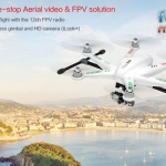 Walkera TALI H500 FPV GPS Brushless Hexacopter BNF2